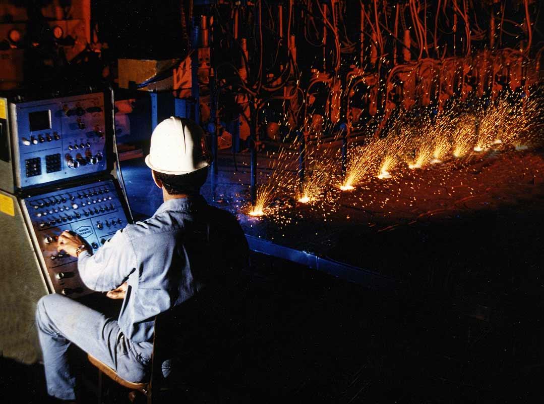 Steel industry photographer Houston Texas
