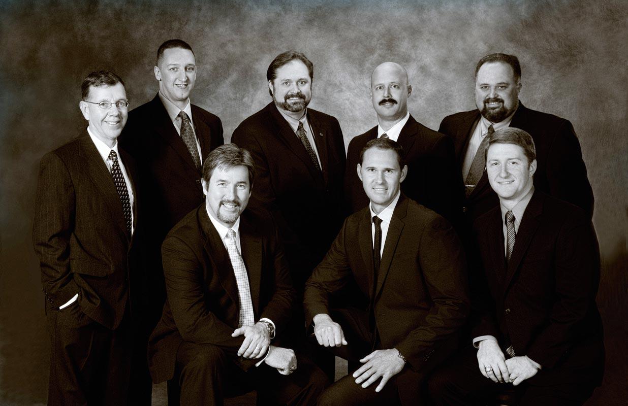 Executive Group Portrait Houston Texas