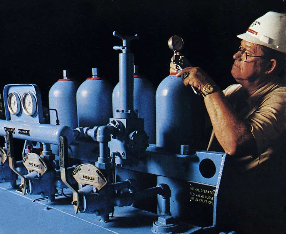 Oilfield Manufacturing Industrial Photography