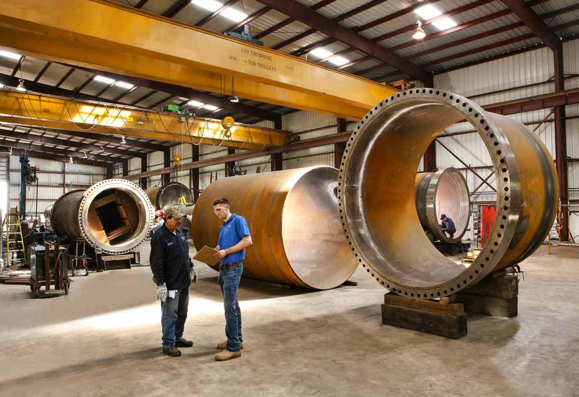 Industrial Photographer Houston Texas