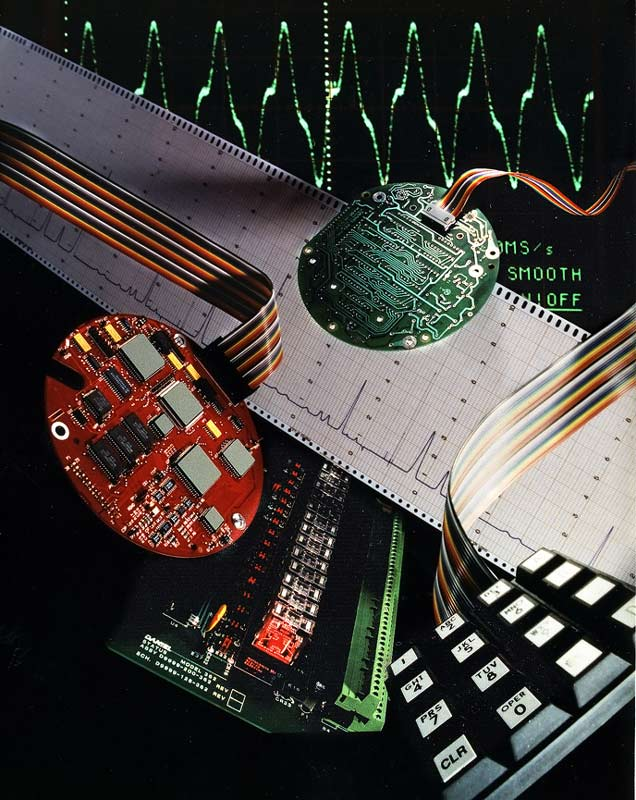 Houston Commercial Electronics Photographer industrial product brochure photography