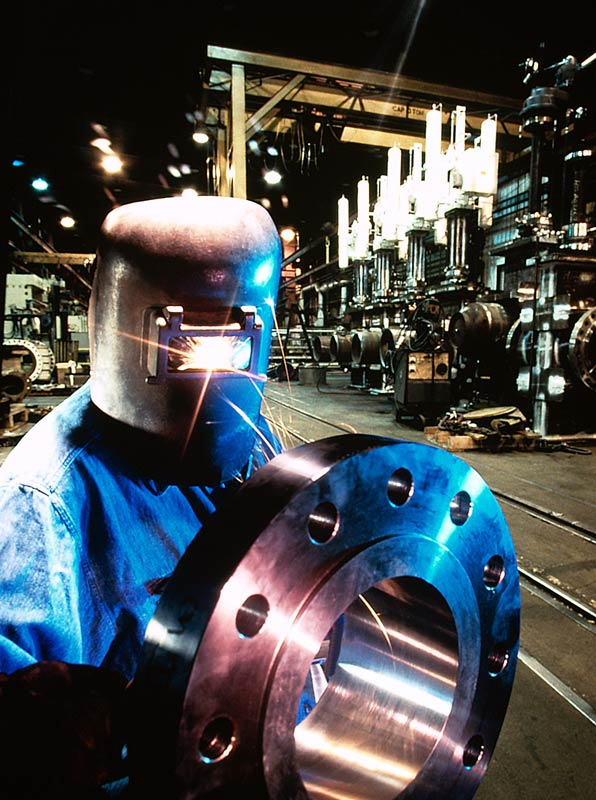 Industrial manufacturing photographer Houston Texas