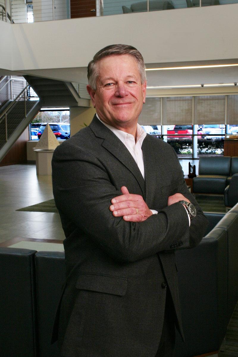 Houston executive headshot photographer
